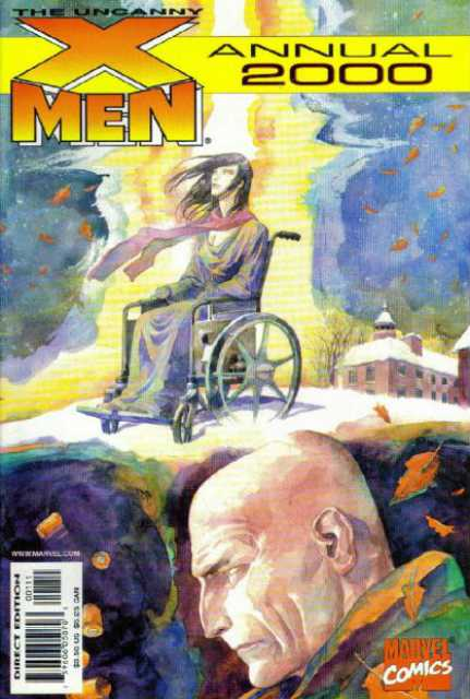 Uncanny X-Men 2000