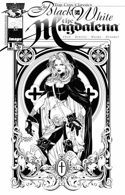 Top Cow Classics in Black and White: Magdalena