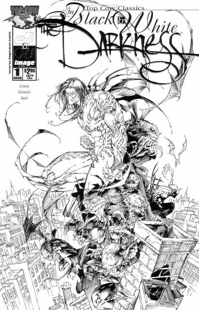 Top Cow Classics in Black and White: The Darkness
