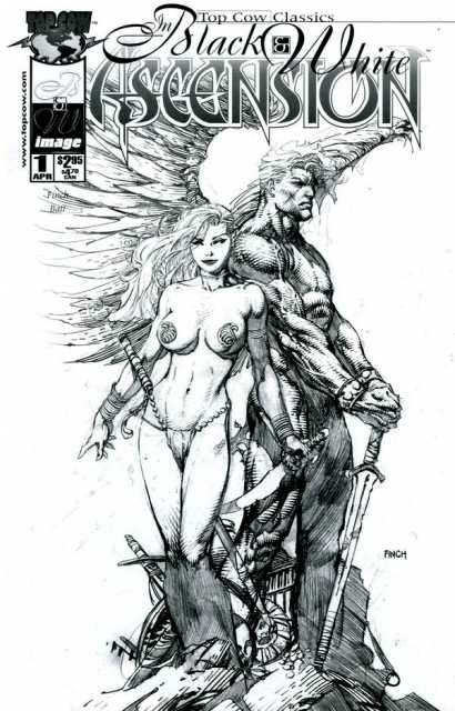 Top Cow Classics in Black and White: Ascension