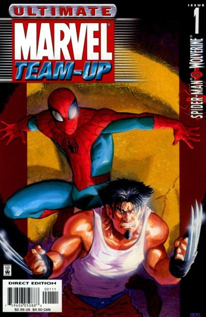 Ultimate Marvel Team-Up