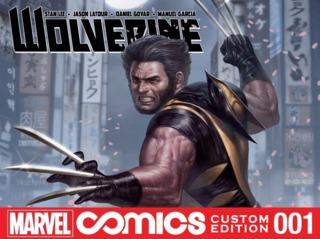 Wolverine Custom Edition