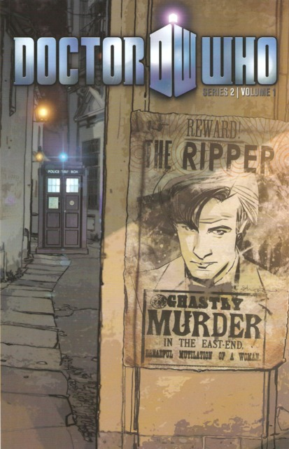 Doctor Who: The Ripper