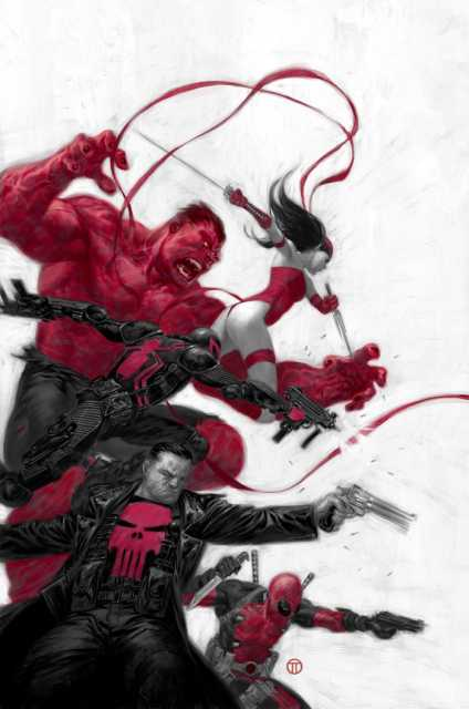 Thunderbolts: Red