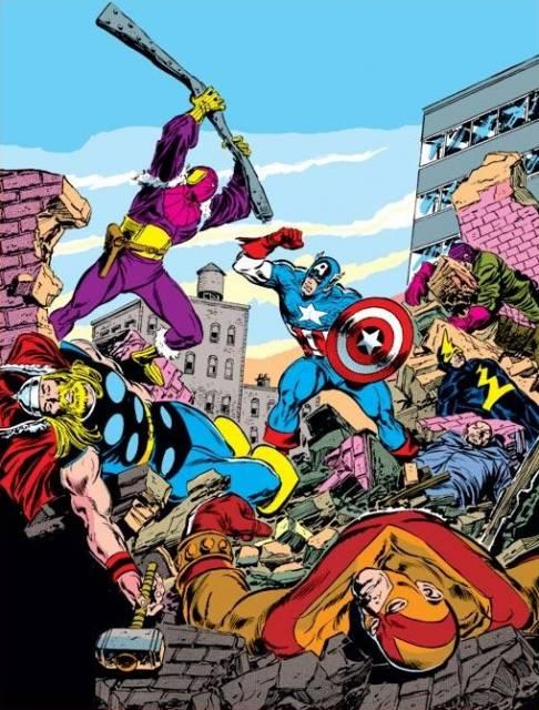 Avengers (1963) #277