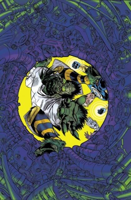 Mutant X #24