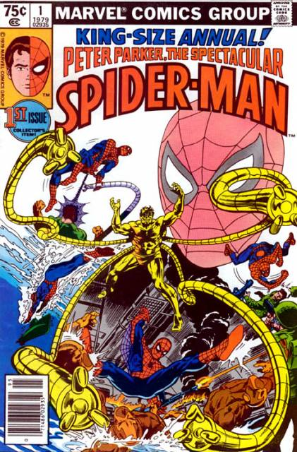 The Spectacular Spider-Man Annual