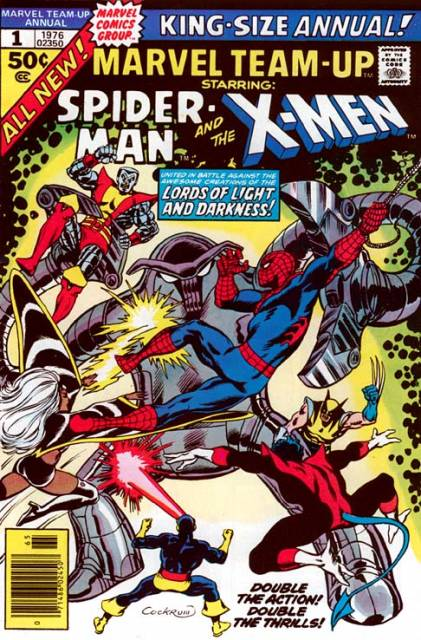Marvel Team-Up Annual