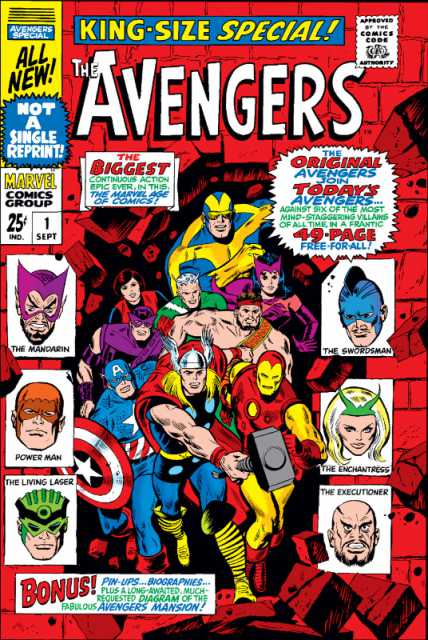 The Avengers Annual