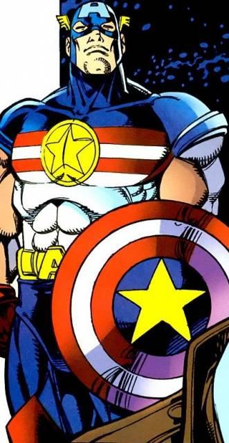 Captain America-X