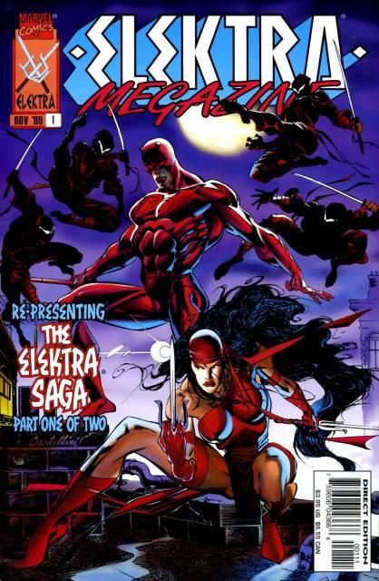 Elektra Megazine
