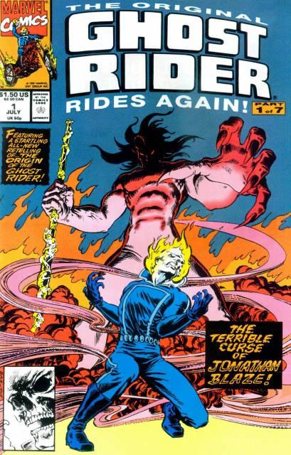 The Original Ghost Rider Rides Again