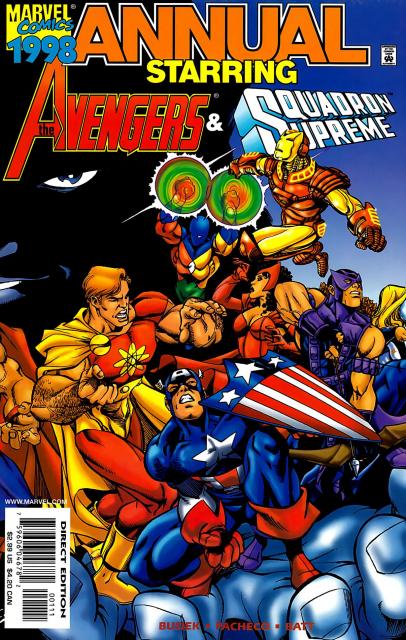 Avengers / Squadron Supreme '98