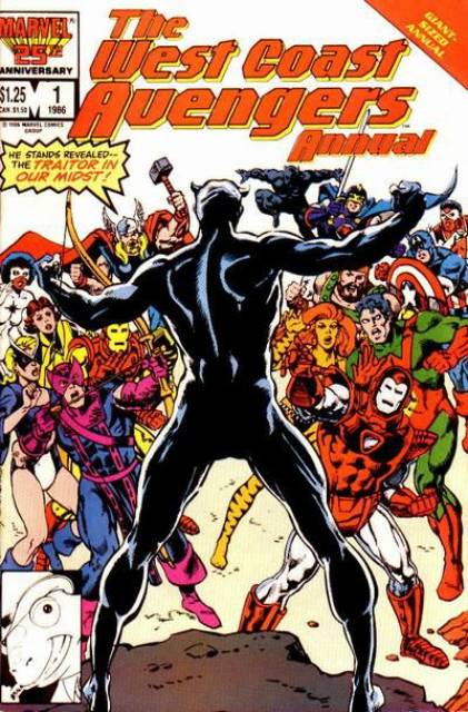 West Coast Avengers Annual