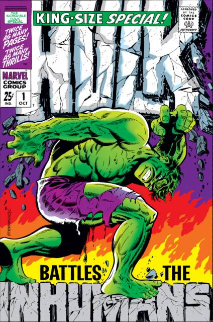 The Incredible Hulk Annual