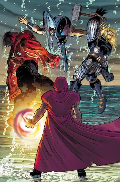 Infinity Quest by John Romita Jr.