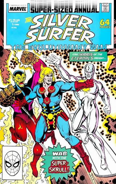 Silver Surfer Annual