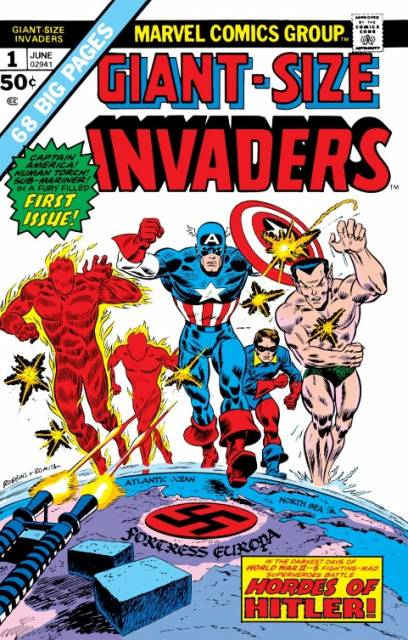Giant-Size Invaders