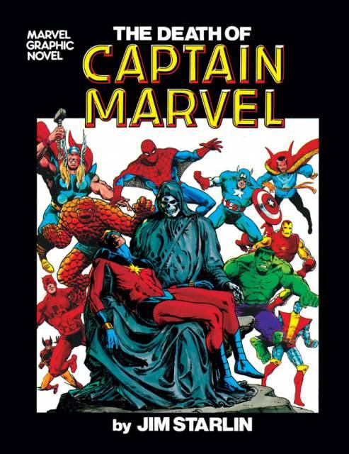 Marvel Graphic Novel