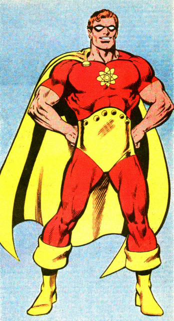 Marvel's first Hyperion