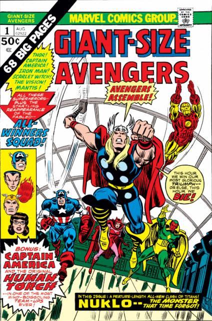 Giant-Size Avengers