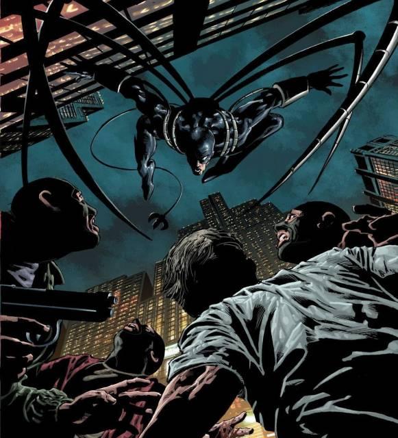 The Steel Spider