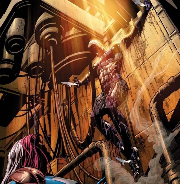 Swordsman by Mike Deodato Jr.