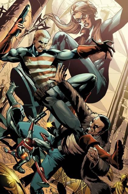 Avengers vs. Thunderbolts by Wellinton Alves