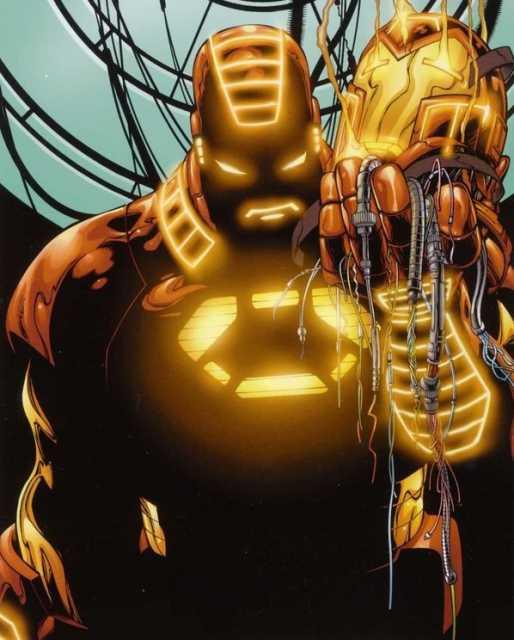 The sentient armor
