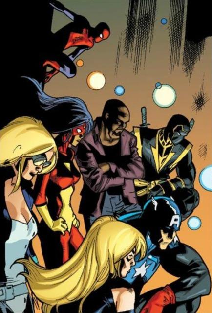 On the run for Osborn's Dark Avengers