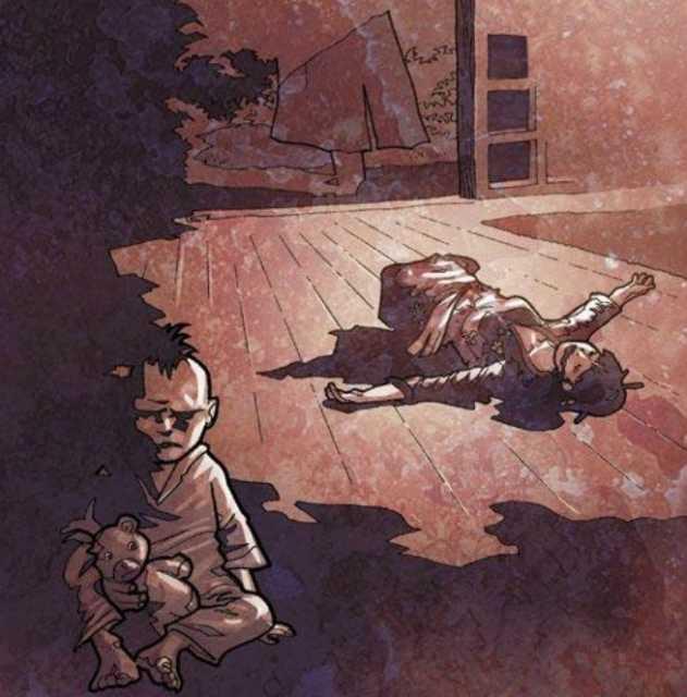Dark Wolverine Origins