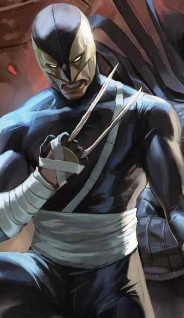 Daken as he appears in his second series