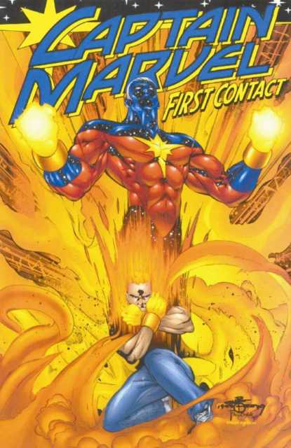 Captain Marvel: First Contact
