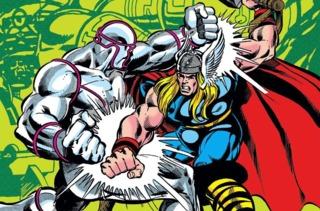 Gilgamesh vs. Thor