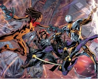 Unity take on X-O Manowar