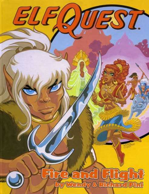 The Continuing ElfQuest Graphic Novel