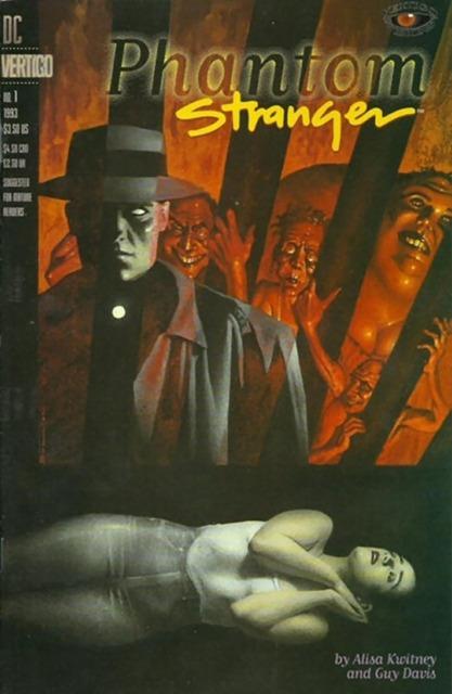 Vertigo Visions: Phantom Stranger