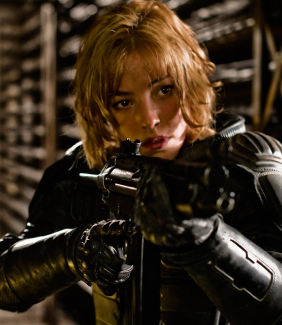 Olivia Thirlby as Anderson