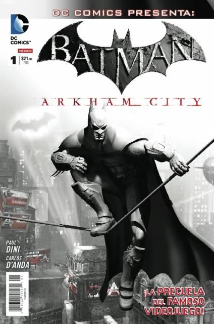 DC Comics Presenta