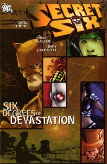Secret Six: Six Degrees of Devastation