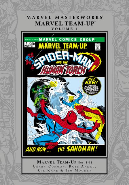 Marvel Masterworks: Marvel Team-Up