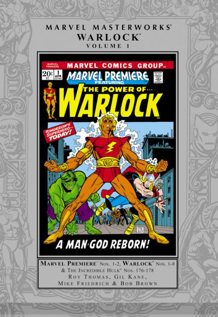 Marvel Masterworks: Warlock