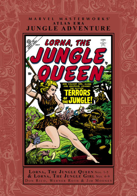 Marvel Masterworks: Atlas Era Jungle Adventures