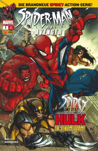 Spider-Man der Avenger