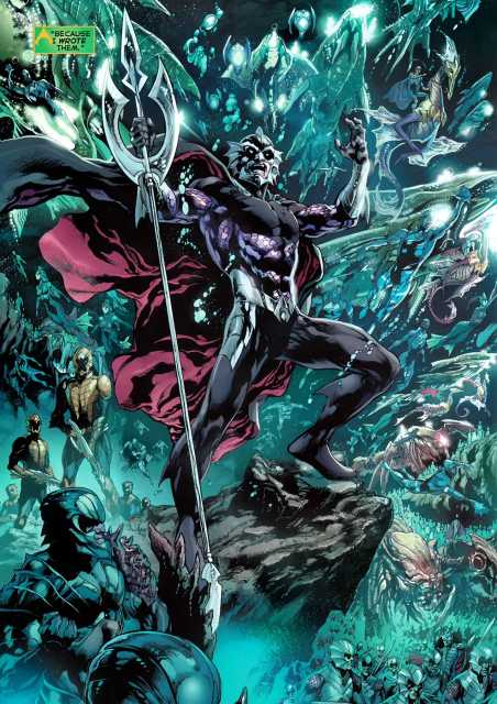 Orm's New 52 appearance
