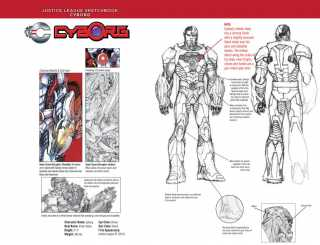 I get that Cyborg was a football player. But he was a wider receiver, who are usually tall and lean. Victor doesn't look like a wide-out at all! C'mon son! Dude is built like a damn NFL linemen. He looks like a retired defensive tackle or an offensive guard, not a wide out.