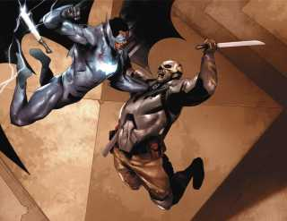 Batwing vs Massacre