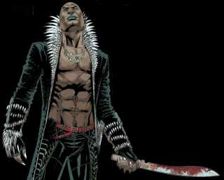 Papa Midnite New52 appearance.