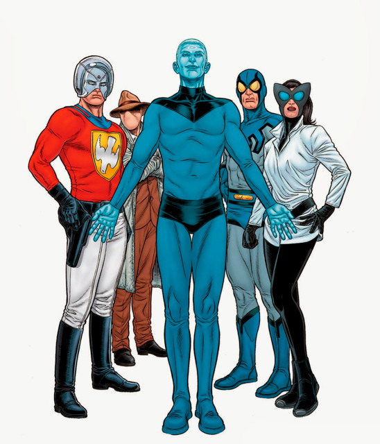 The New 52 - Earth-4