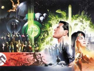 Post-Crisis - DC Universe